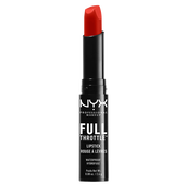 Bild: NYX Professional Make-up Full Throttle Lipstick firestorm