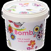 Bild: Bomb Cosmetics Milk & honey body polish