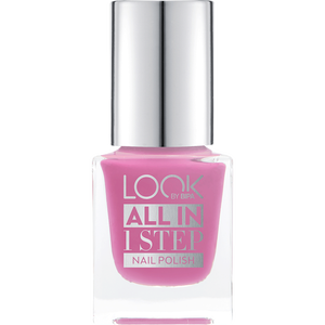 Bild: LOOK BY BIPA All In 1 Step Nagellack happy ever after