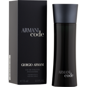 Bild: Giorgio Armani Code Homme Eau de Toilette (EdT) 75ml