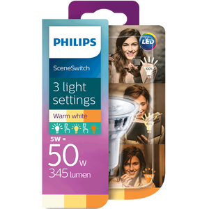 Bild: PHILIPS SceneSwitch LED Lampe 50W
