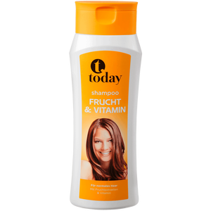Bild: today Shampoo Frucht & Vitamin