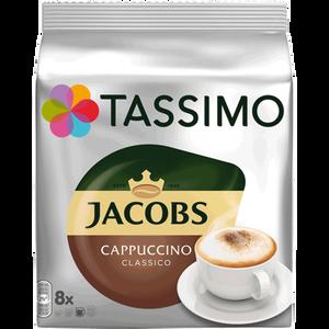 Bild: Tassimo Jacobs Cappuccino Classico