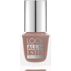 Bild: LOOK BY BIPA All in 1 Step Nagellack very old rose