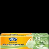 Bild: swirl Bio-Müll Folienbeutel 20 Liter