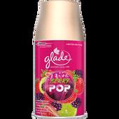 Bild: Glade by Brise Automatic Spray Berry Pop Limited Edition Nachfüllung