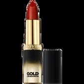Bild: L'ORÉAL PARIS Color Riche Gold Obsession Lippenstift
