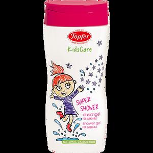 Bild: Töpfer Kids Care Super Shower Duschgel für Supergirls