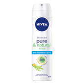 Bild: NIVEA Pure & Natural Action Jasmin Deospray