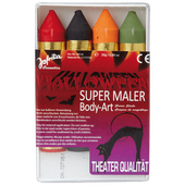 Bild: Jofrika Supermaler Body-Art