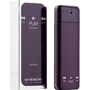 Bild: Givenchy Play Intense for her Eau de Parfum (EdP) 75ml