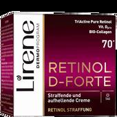 Bild: Lirene Retinol D-Forte Straffende und aufhellende Creme 70+