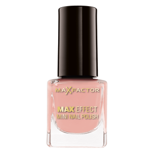 Bild: MAX FACTOR Max Effect Mini Nagellack pretty in pink