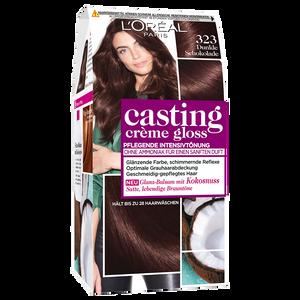 Bild: L'ORÉAL PARIS CASTING Crème Gloss dunkle schokolade