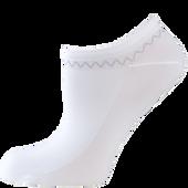 Bild: nur die Feines Schuhsöckchen weiß