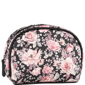 Bild: LOOK BY BIPA Make up Tasche Blumen