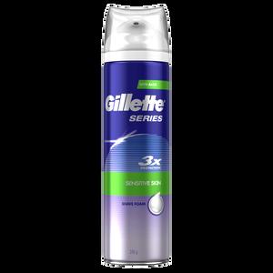 Bild: Gillette Series Rasierschaum empfindliche Haut