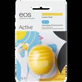 Bild: eos Active Lippenpflege Lemon Twist LSF 15