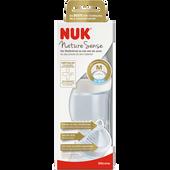 Bild: NUK Nature Sense Babyflasche
