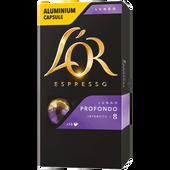 Bild: L´OR Kaffeekapseln Lungo Profondo 8