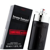 Bild: bruno banani Dangerous Man Eau de Toilette (EdT) 50ml