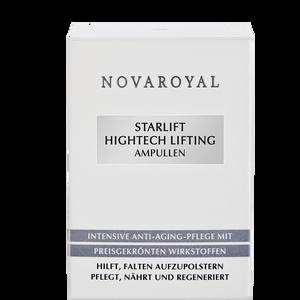 Bild: NOVAROYAL Starlift Hightech Lifting Ampullen