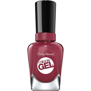 Bild: Sally Hansen Miracle Gel Nagellack beet, pray, love