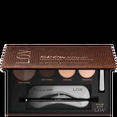 Bild: L.O.V BROWTTITUDE Professional Eyebrow Palette X