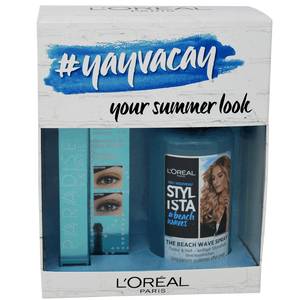 Bild: L'ORÉAL PARIS Coffret #yayvacay - your summer look