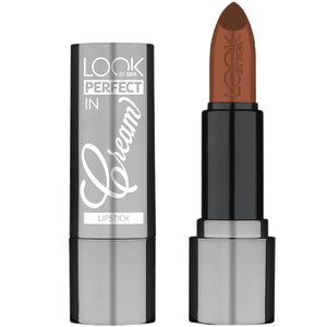 Bild: LOOK BY BIPA Perfect in Cream Lippenstift rich cinnamon