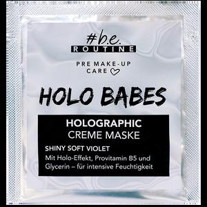 Bild: b.e. ROUTINE Holographic Creme Maske