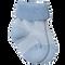 Bild: People Wear Organic Frotteesöckchen blau
