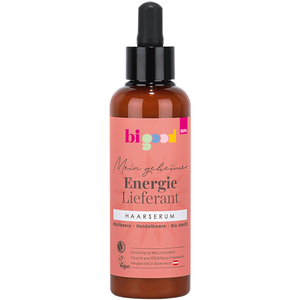 Bild: bi good Natürliches Energie Haarserum