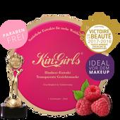 Bild: KinGirls Macaron Himbeer-Extrakt Transparente Gesichtsmaske