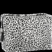 Bild: LOOK BY BIPA Kosmetiktasche Leopardenmuster groß