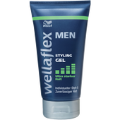 Bild: WELLA wellaflex Men Styling Gel ultra starker Halt