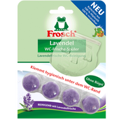 Bild: Frosch WC-Frische-Spüler Lavendel