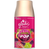 Bild: Glade by Brise Automatic Spray Berry Pop Limited Edition Nachfüllung