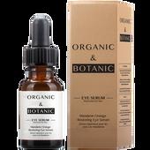 Bild: ORGANIC & BOTANIC Mandarin Orange Restoring Eye Serum
