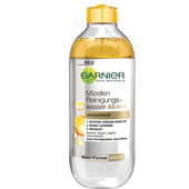 Bild: GARNIER SKIN ACTIVE Mizellen Reinigungswasser All-in-1 waterproof