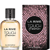 Bild: LA RIVE Touch of Woman Eau de Parfum (EdP)