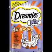 Bild: Dreamies Mix Huhn & Ente