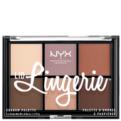 Bild: NYX Professional Make-up Lid Lingerie Shadow Palette