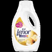 Bild: Lenor 2in1 Colorwaschmittel flüssig goldene Orchidee