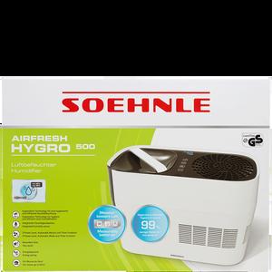 Bild: Soehnle Airfresh Hygro 500 Luftbefeuchter