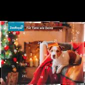 Bild: ZooRoyal Adventkalender gefüllt mit Hundesnacks