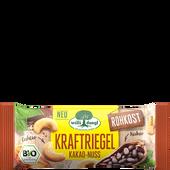 Bild: Willi Dungl Kraftriegel Kakao-Nuss