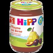 Bild: HiPP Pflaume mit Birne