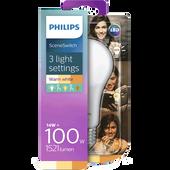 Bild: PHILIPS SceneSwitch LED Lampe 100W