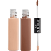 Bild: NYX Professional Make-up Sculpt & Highlight Face Duo taupe/ivory